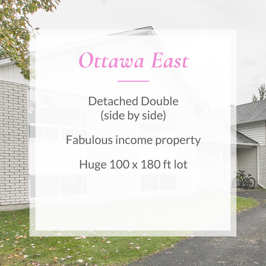 Sold card for Ottawa East detached double